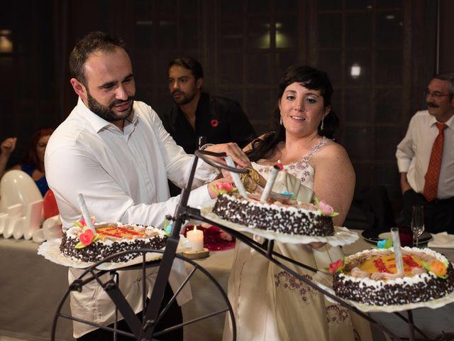 La boda de David y Vanessa en Landete, Cuenca 24