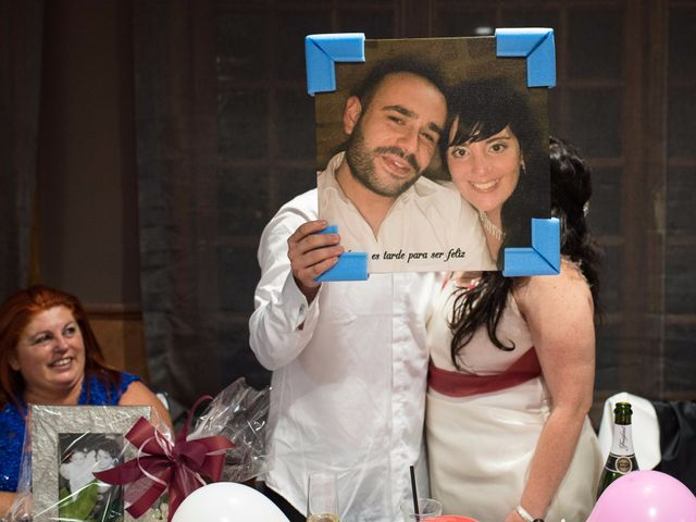 La boda de David y Vanessa en Landete, Cuenca 29