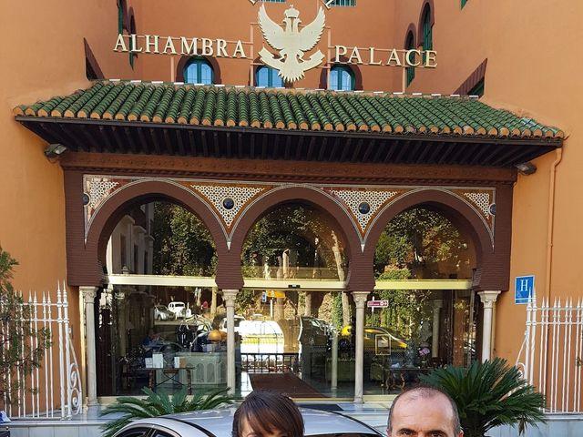 La boda de Ismael y Carolina en Granada, Granada 2