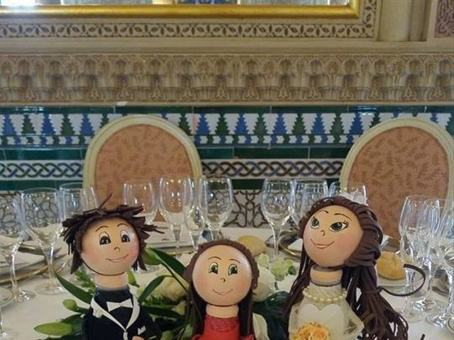 La boda de Ismael y Carolina en Granada, Granada 5