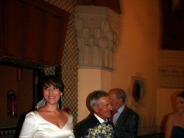 La boda de Ismael y Carolina en Granada, Granada 6