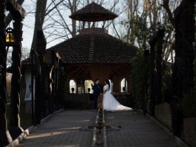 La boda de Vidal y Any en Alalpardo, Madrid 4