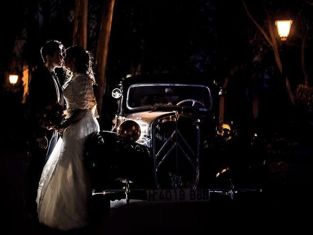 La boda de Vidal y Any en Alalpardo, Madrid 21
