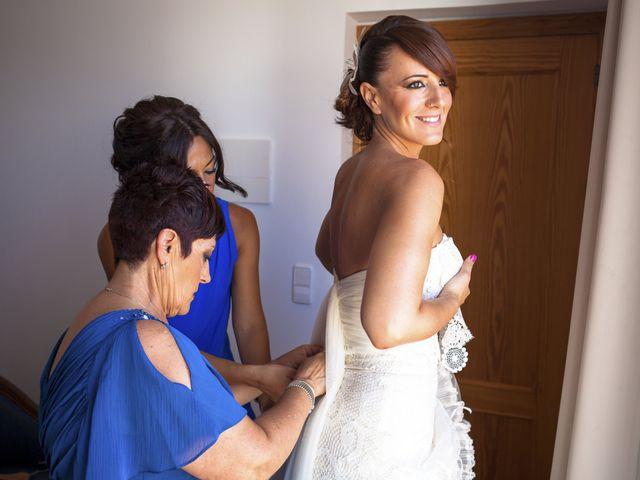 La boda de Diego y Susana en Los Escullos, Almería 10