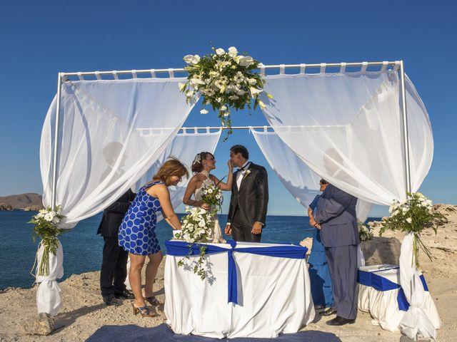La boda de Diego y Susana en Los Escullos, Almería 16