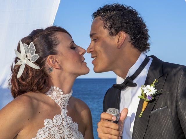 La boda de Diego y Susana en Los Escullos, Almería 19