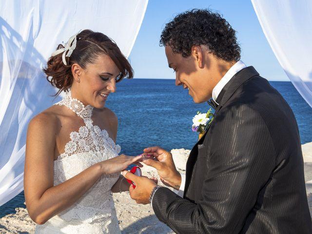 La boda de Diego y Susana en Los Escullos, Almería 20