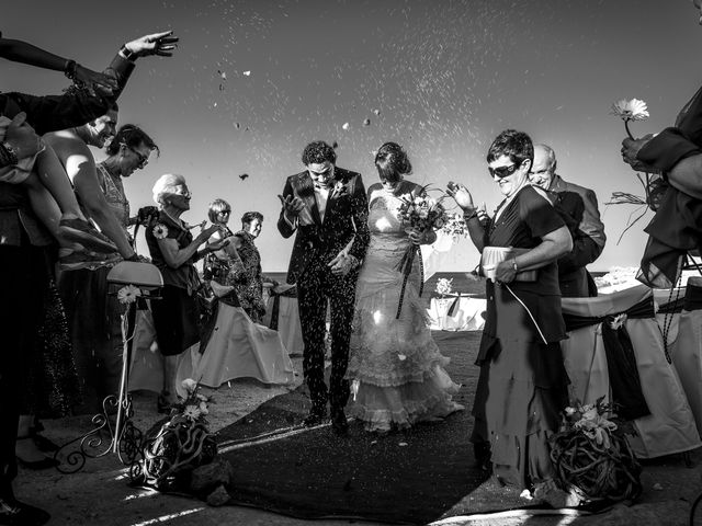 La boda de Diego y Susana en Los Escullos, Almería 22