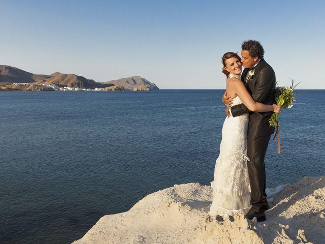 La boda de Diego y Susana en Los Escullos, Almería 23
