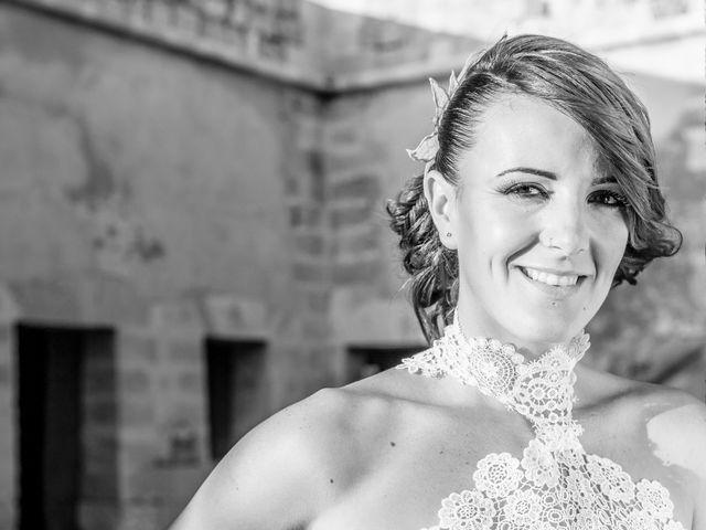 La boda de Diego y Susana en Los Escullos, Almería 27