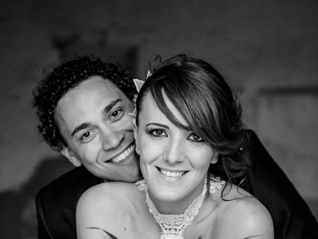 La boda de Diego y Susana en Los Escullos, Almería 1