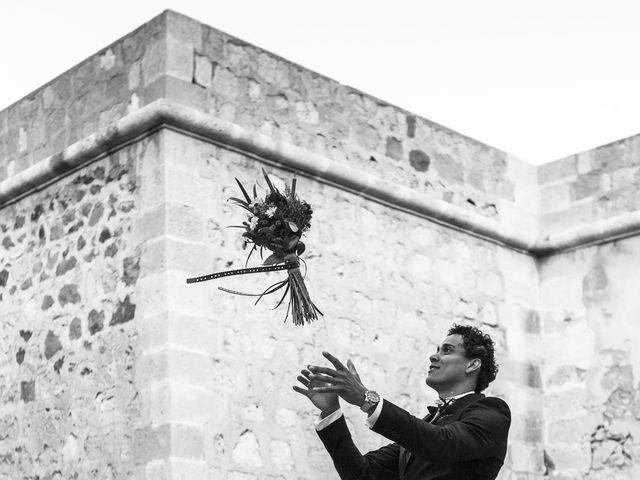 La boda de Diego y Susana en Los Escullos, Almería 31