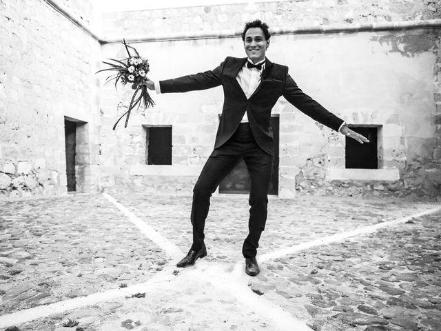 La boda de Diego y Susana en Los Escullos, Almería 32