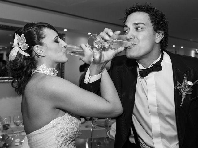 La boda de Diego y Susana en Los Escullos, Almería 36