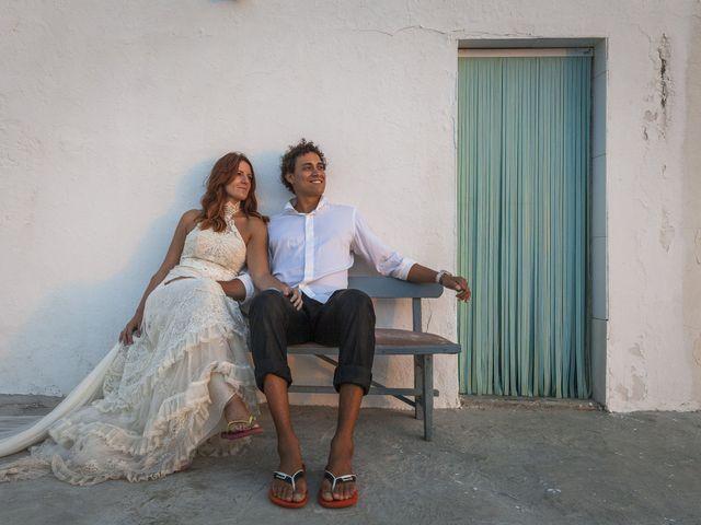 La boda de Diego y Susana en Los Escullos, Almería 41