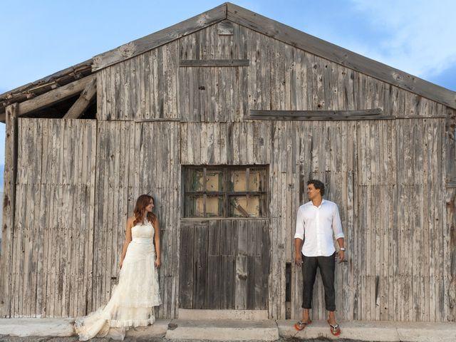 La boda de Diego y Susana en Los Escullos, Almería 2