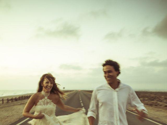 La boda de Diego y Susana en Los Escullos, Almería 44
