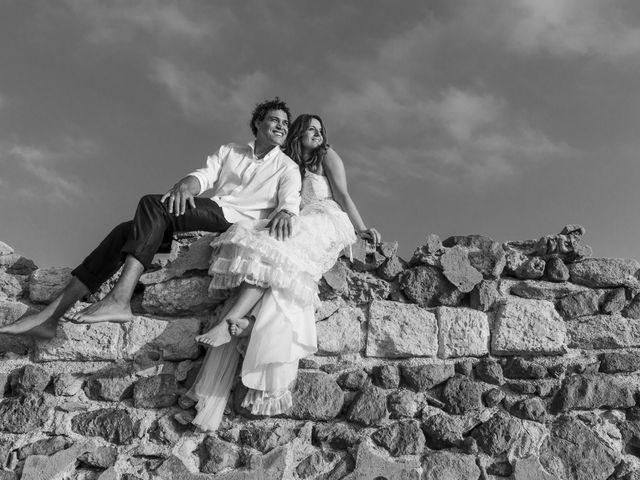 La boda de Diego y Susana en Los Escullos, Almería 45
