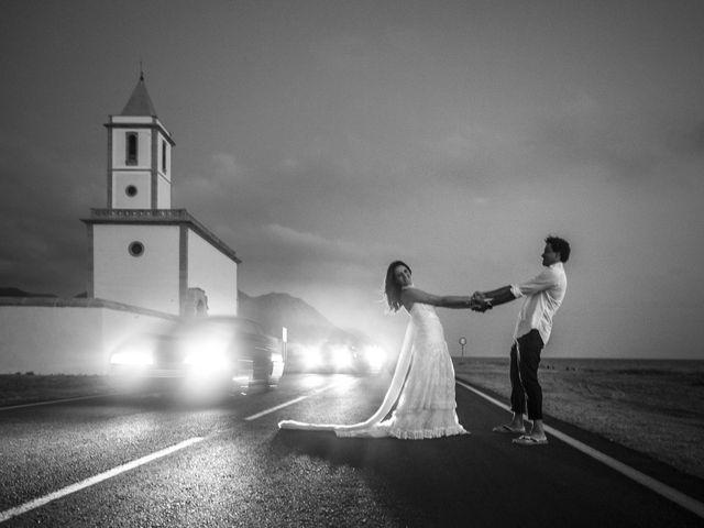 La boda de Diego y Susana en Los Escullos, Almería 46