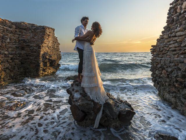 La boda de Diego y Susana en Los Escullos, Almería 47