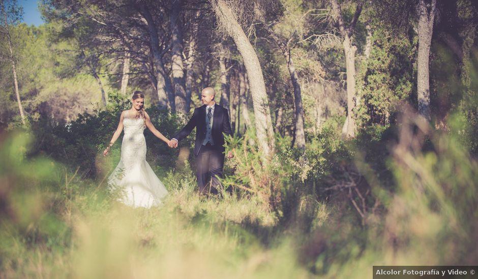 La boda de Joan y Susana en Montbrio Del Camp, Tarragona