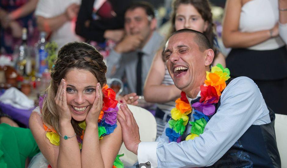 La boda de Jorge y Yas en Cedeira, A Coruña