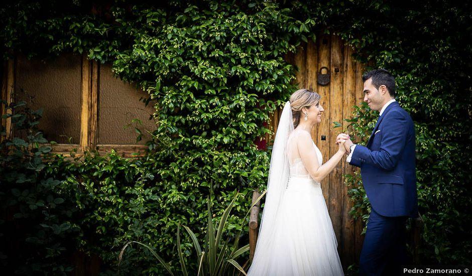 La boda de Saúl y Sandra en Valdemorillo, Madrid