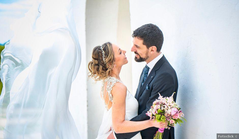 La boda de Álvaro y Bárbara en Funes, Navarra