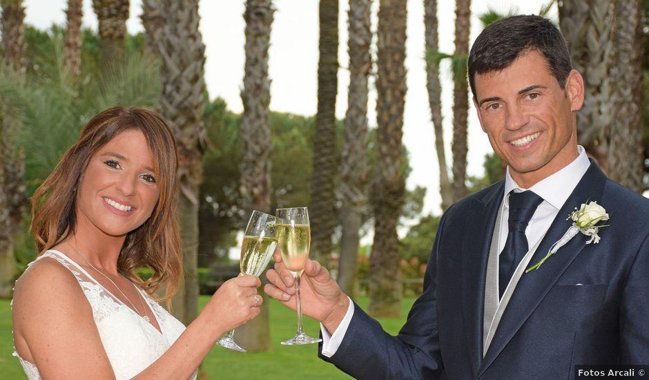 La boda de Núria y Sergi en Sant Vicenç De Montalt, Barcelona