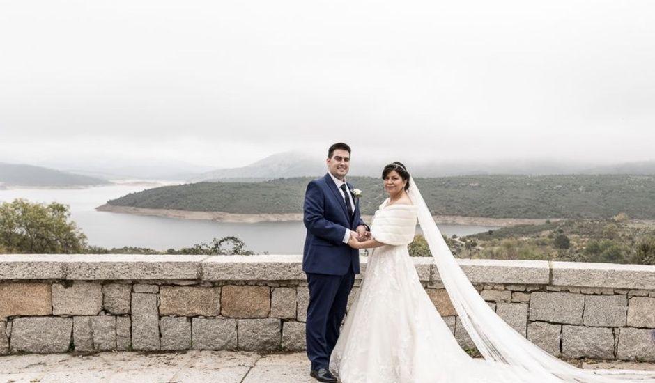 La boda de David y Erika en El Berrueco, Madrid