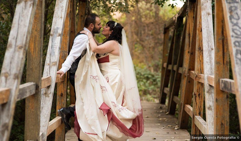 La boda de David y Vanessa en Landete, Cuenca