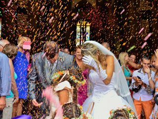 La boda de Judit y Jonathan 1