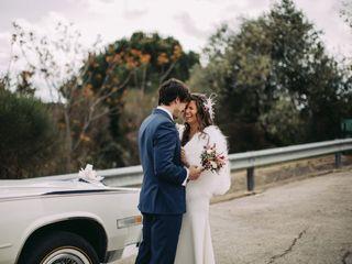 La boda de Celia y Kekar 1