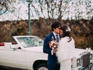 La boda de Celia y Kekar