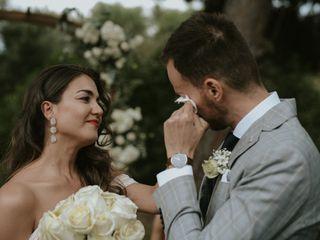 La boda de Juan y Audrey