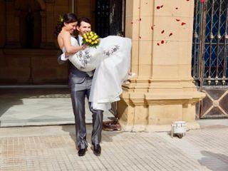 La boda de Leire rivas y Oier