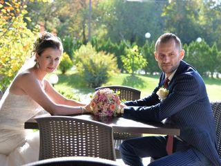 La boda de Alina y Adrian