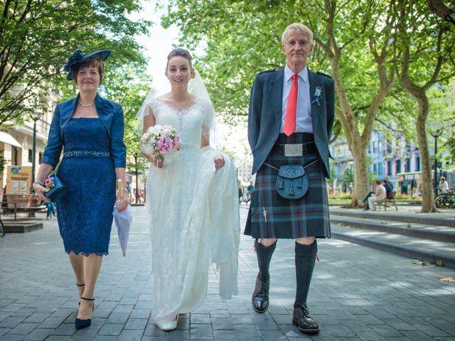 La boda de Xabi y Jane en Donostia-San Sebastián, Guipúzcoa 8