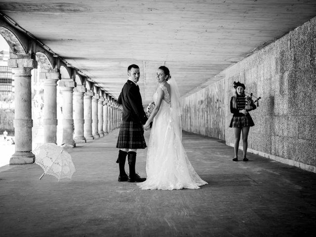 La boda de Xabi y Jane en Donostia-San Sebastián, Guipúzcoa 24