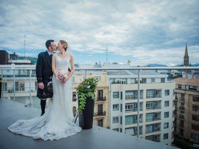 La boda de Jane y Xabi