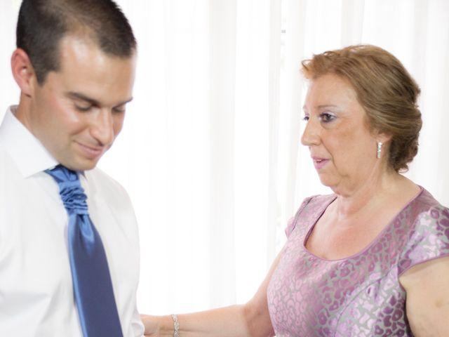 La boda de Óscar y Rocío en Guadalajara, Guadalajara 5