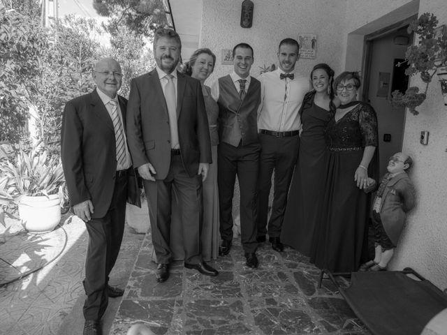 La boda de Óscar y Rocío en Guadalajara, Guadalajara 20