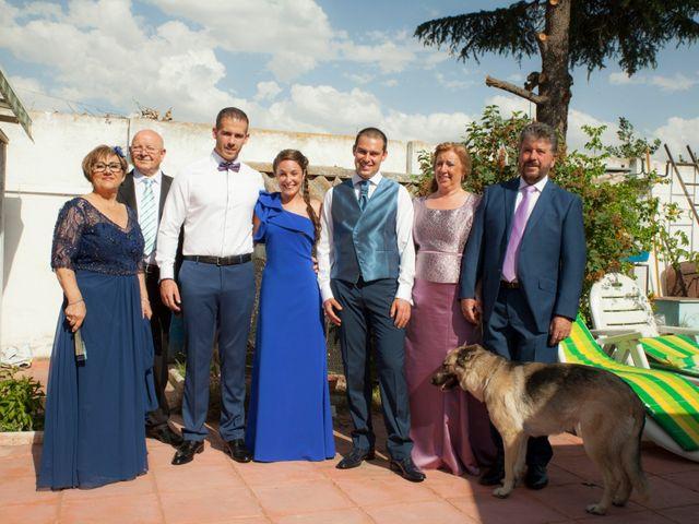 La boda de Óscar y Rocío en Guadalajara, Guadalajara 21