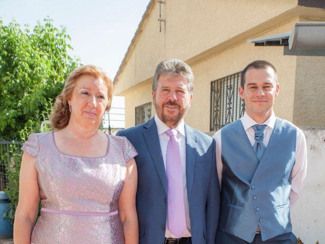 La boda de Óscar y Rocío en Guadalajara, Guadalajara 22