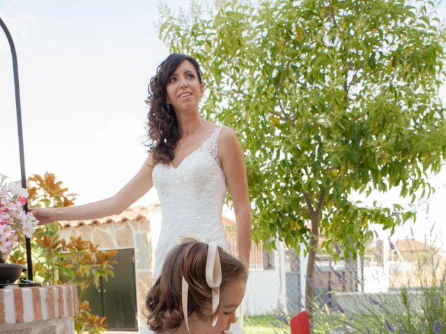La boda de Óscar y Rocío en Guadalajara, Guadalajara 54