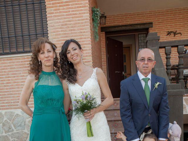La boda de Óscar y Rocío en Guadalajara, Guadalajara 58