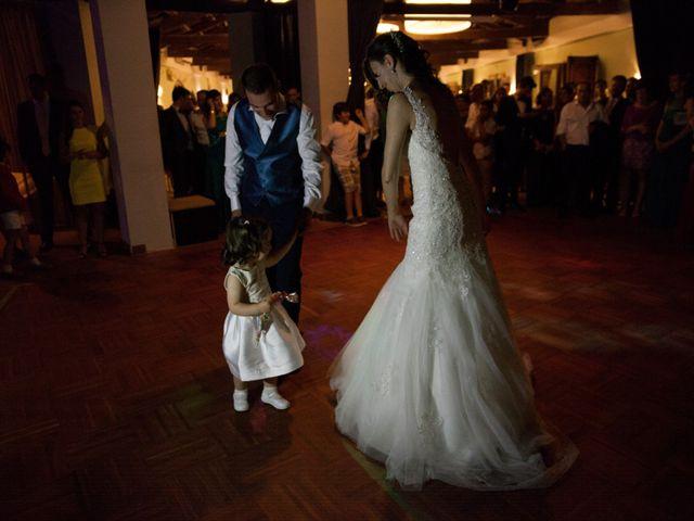 La boda de Óscar y Rocío en Guadalajara, Guadalajara 126