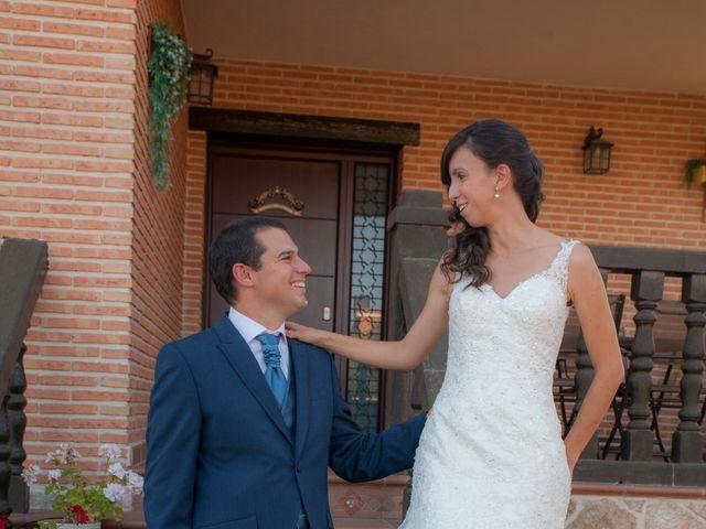 La boda de Rocío y Óscar