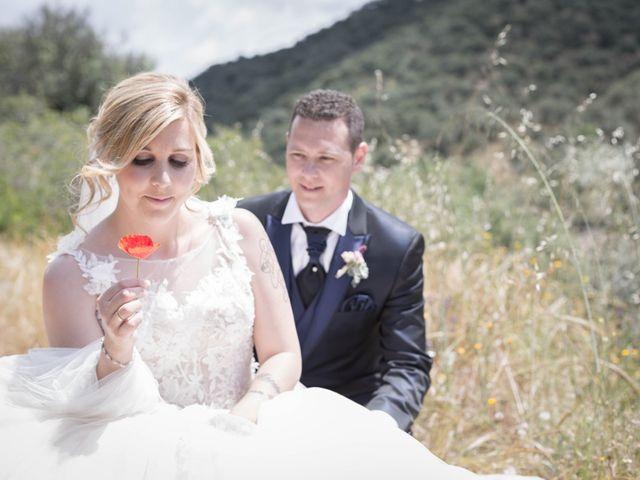 La boda de Mª Angeles y Cristian