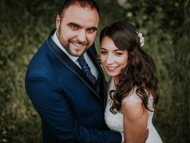 La boda de Desi y Ángel